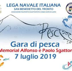 Memorial Alfonso e Paolo Sgattoni 2019