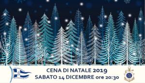 Cena Sociale 2019 @ Hotel Parco dei Principi