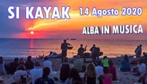 SI KAYAK 2020 - Alba in Musica @ Centro Sportivo LNI